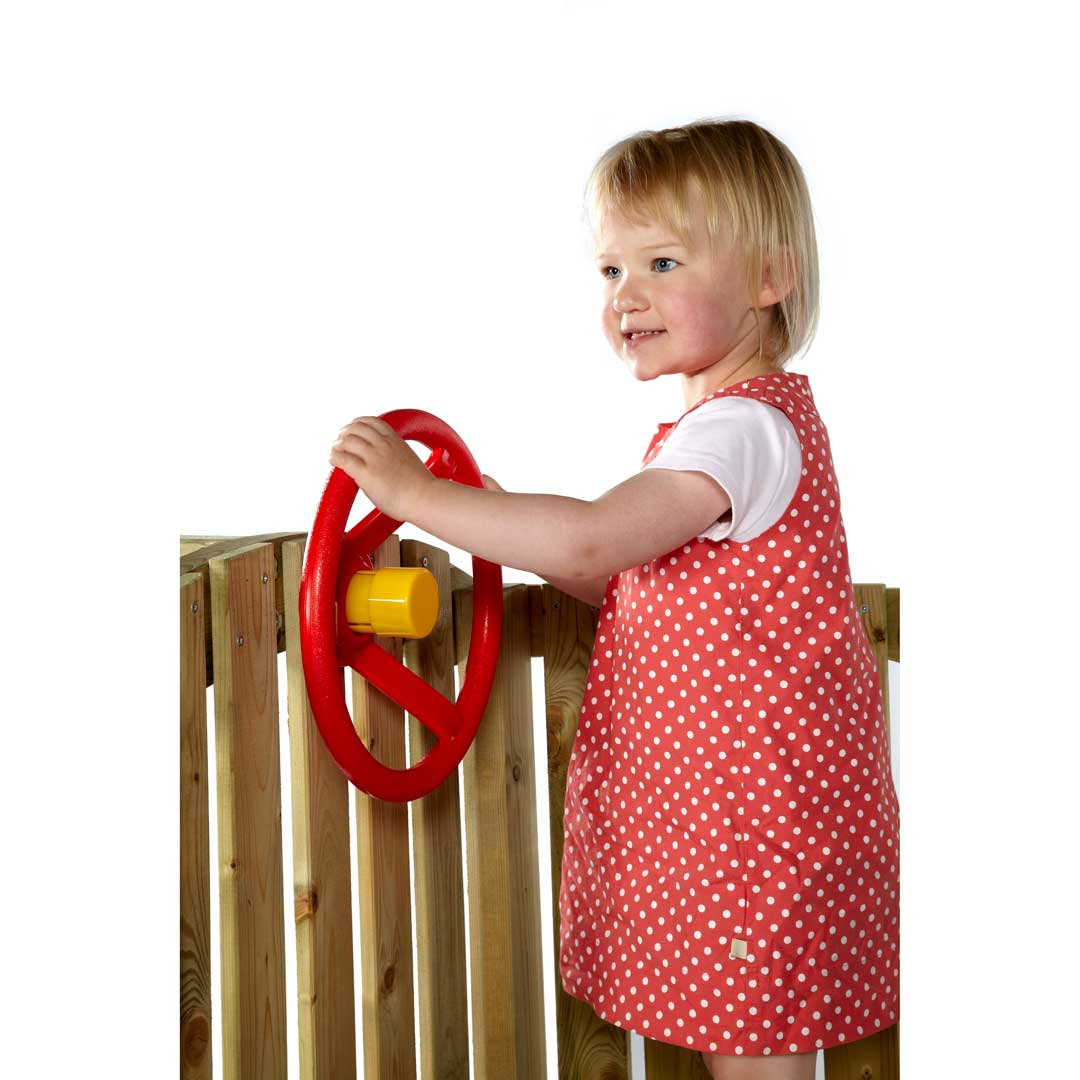 Tower Wooden Climbing Frame