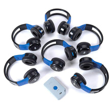 TTS ClassCast Audio Broadcasting System Headphones