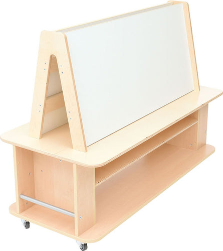 Big doublesided easel