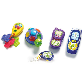 Baby ICT Toy Collection 4pcs