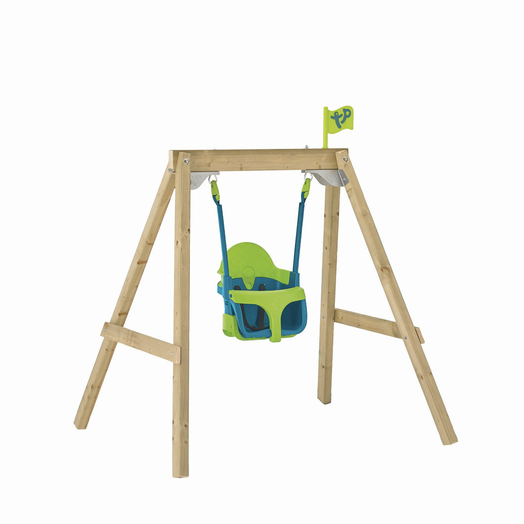 Acorn Swing With Quadpod Seat