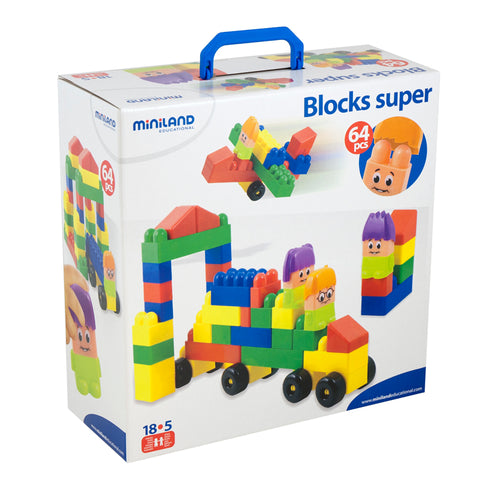 64Pcs Blocks