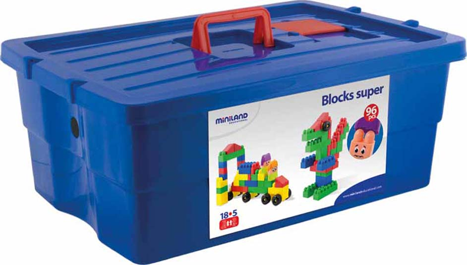 96 Piece Super Blocks