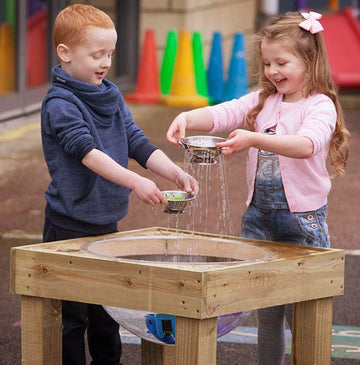 Outdoor Water Play Unit