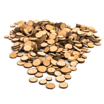 Wooden Tree Flake Discs 500pk
