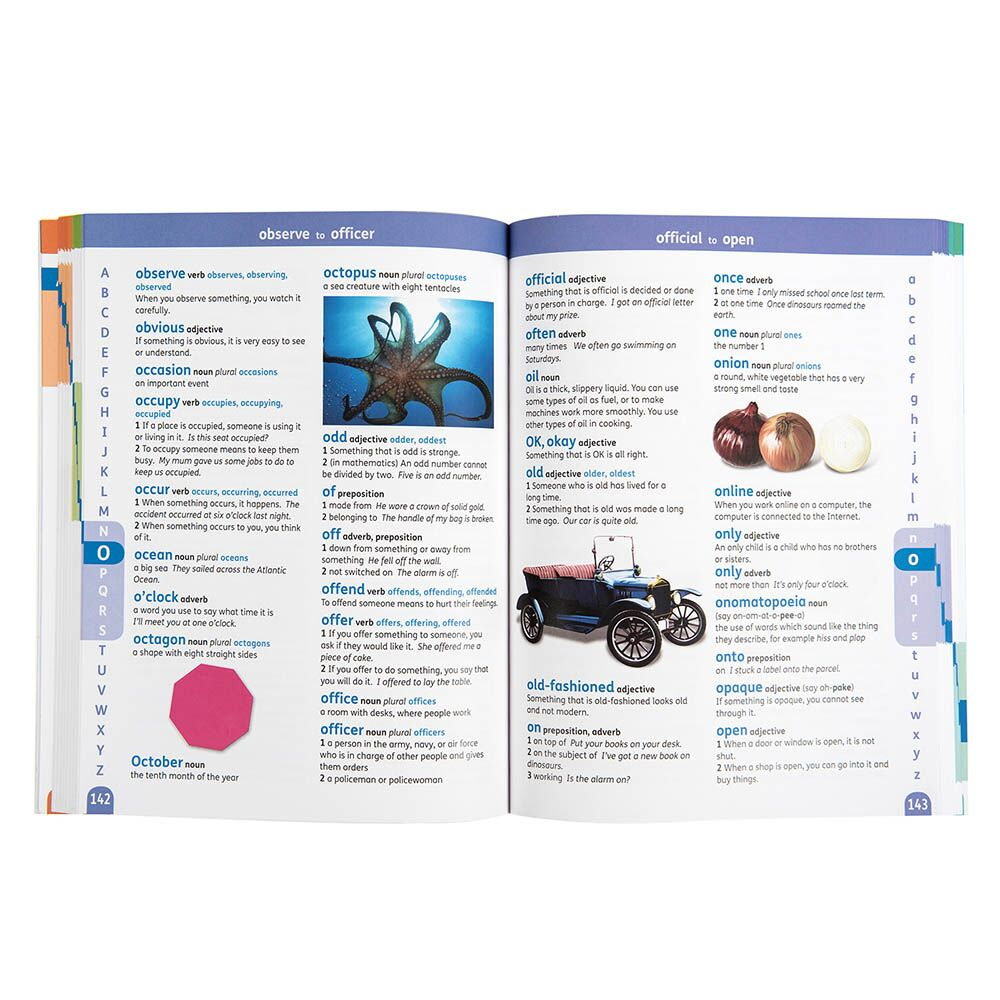 Oxford Junior Illustrated Dictionary 15pk