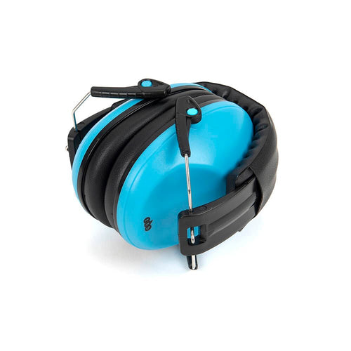 TTS Ear Defenders Blue single