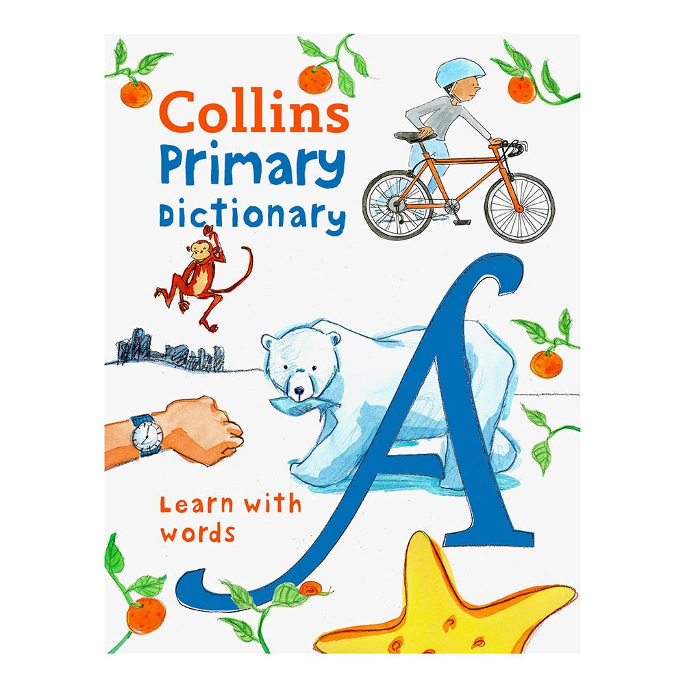 Collins Illustrated Junior Dictionary