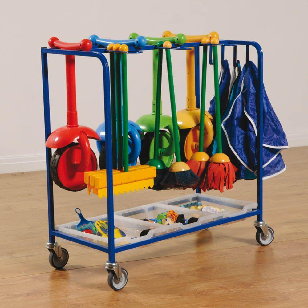 Big Art Storage Trolley Starter Set