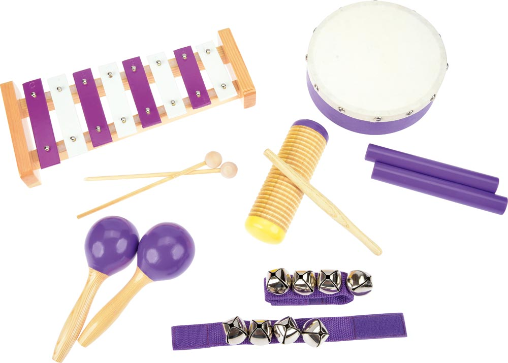 Musical Instruments Kit 1