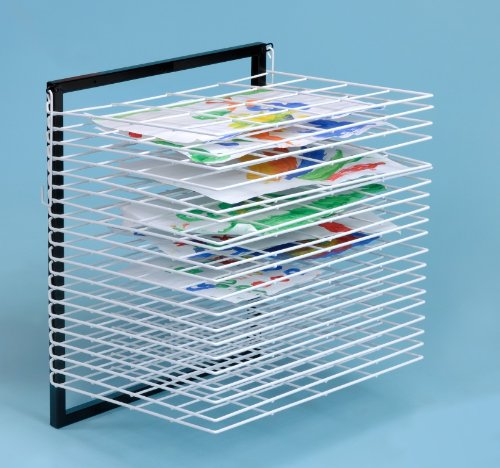 20 Shelf Wall Mounted Drying Rack