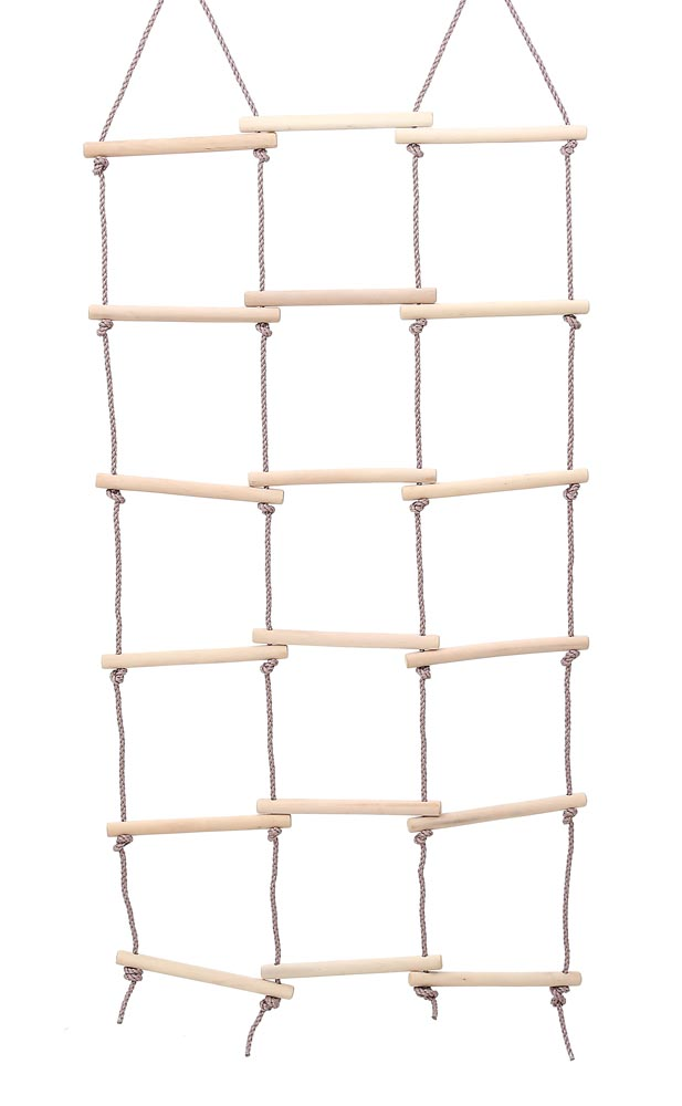 Climbing Nets - Triple Rope Ladder