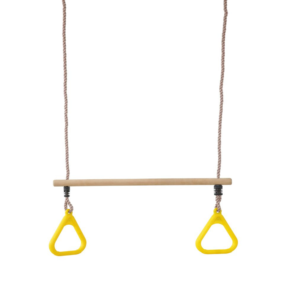Bar Swing with Trapeze Gym Rings