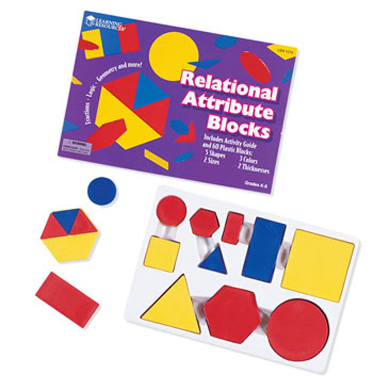Relationship Attribute Blocks