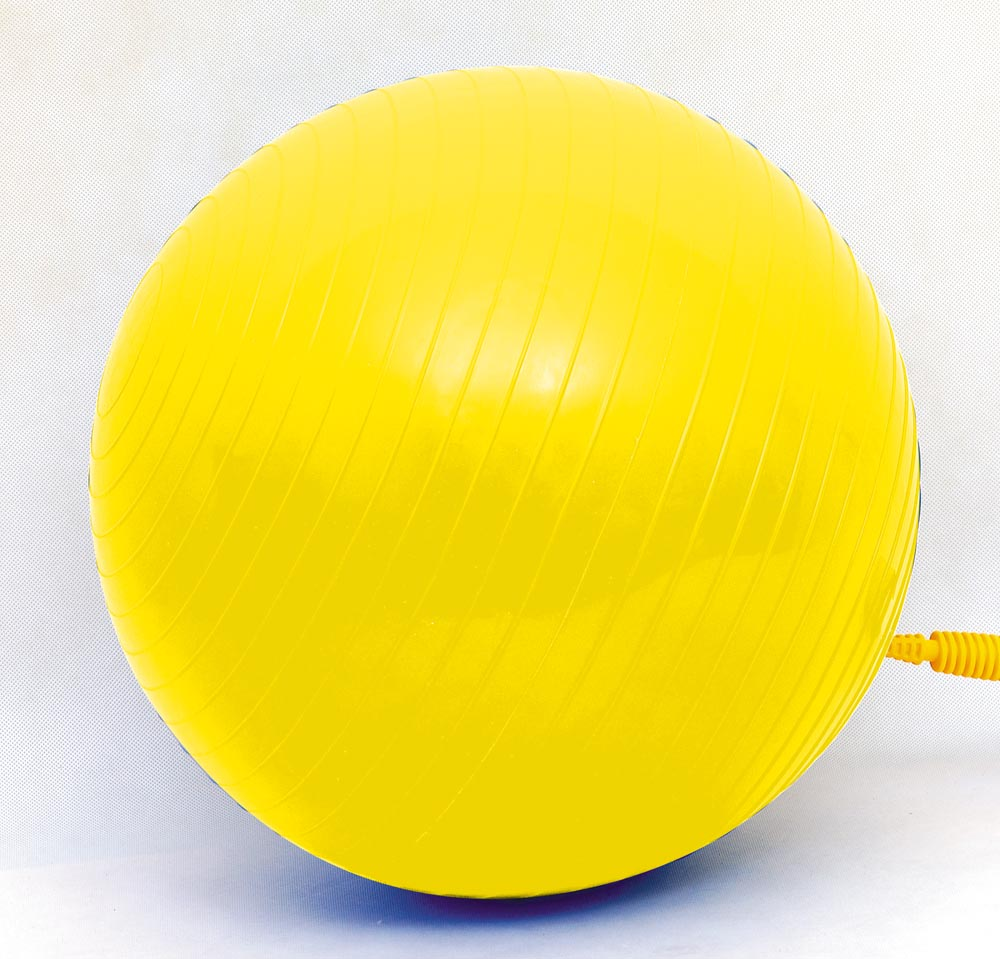 Medium Yellow Ball 55cm