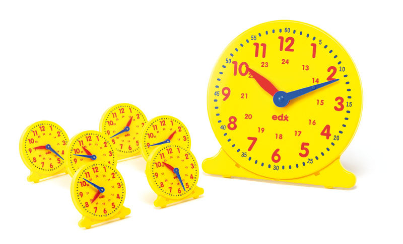 Classroom Clock Kit - 24Hr