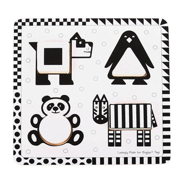 Black and White Puzzle Pack