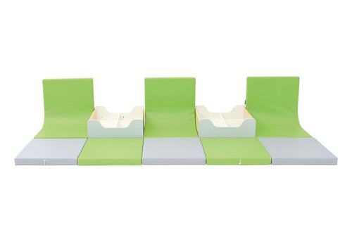 Soft Seating Library Set 70