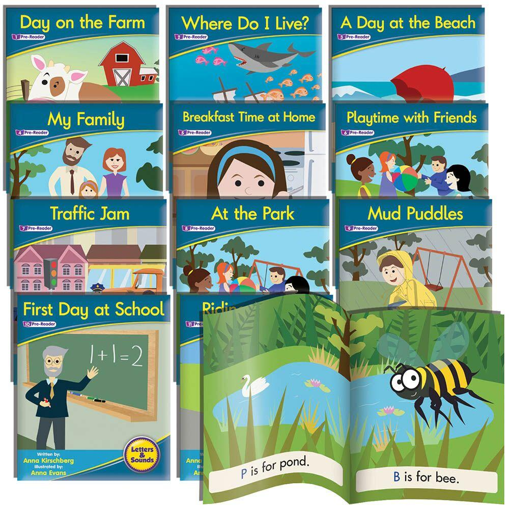 Guided Reading Fiction Book Packs Phase 4 72pk