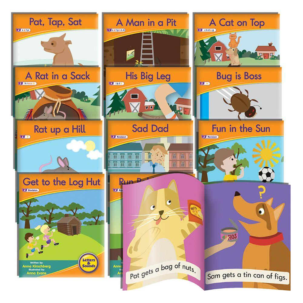 Guided Reading Non Fiction Book Packs Phase 5 72pk