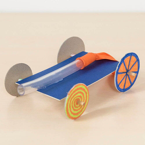 Balloon Buggy Class Kit