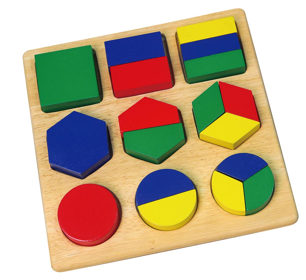 Shape Block Puzzles