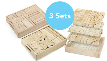 Set of 3 Block sets
