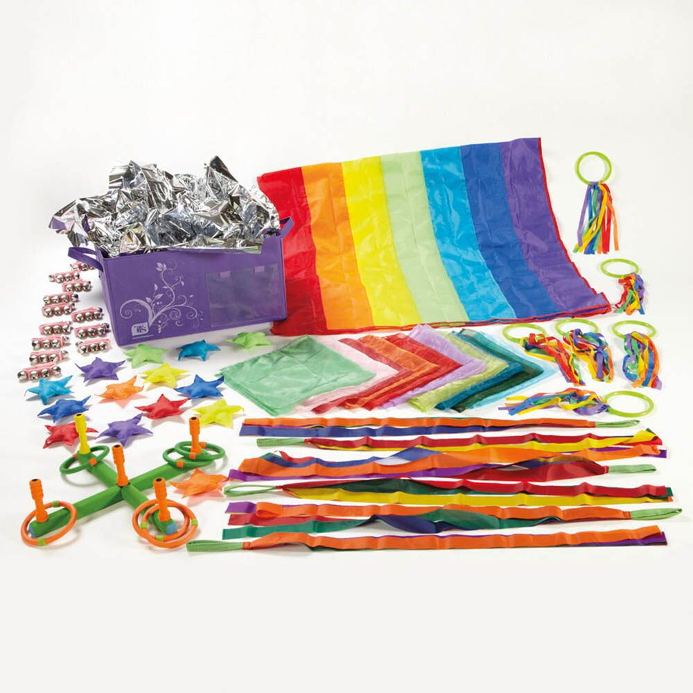 Movement and Dance Grab and Go Kit 38pcs