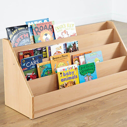 Classic Four Level Book Storage Unit