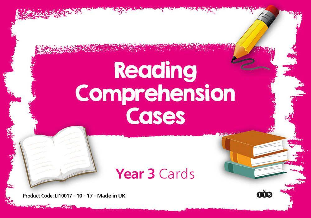 Reading Comprehension Cards Year 1
