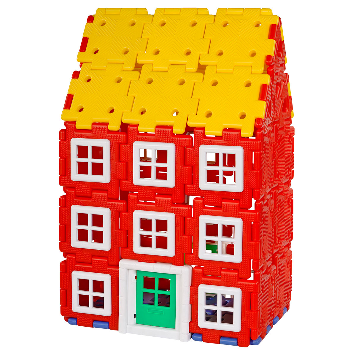 Giant Polydron House Builder Set