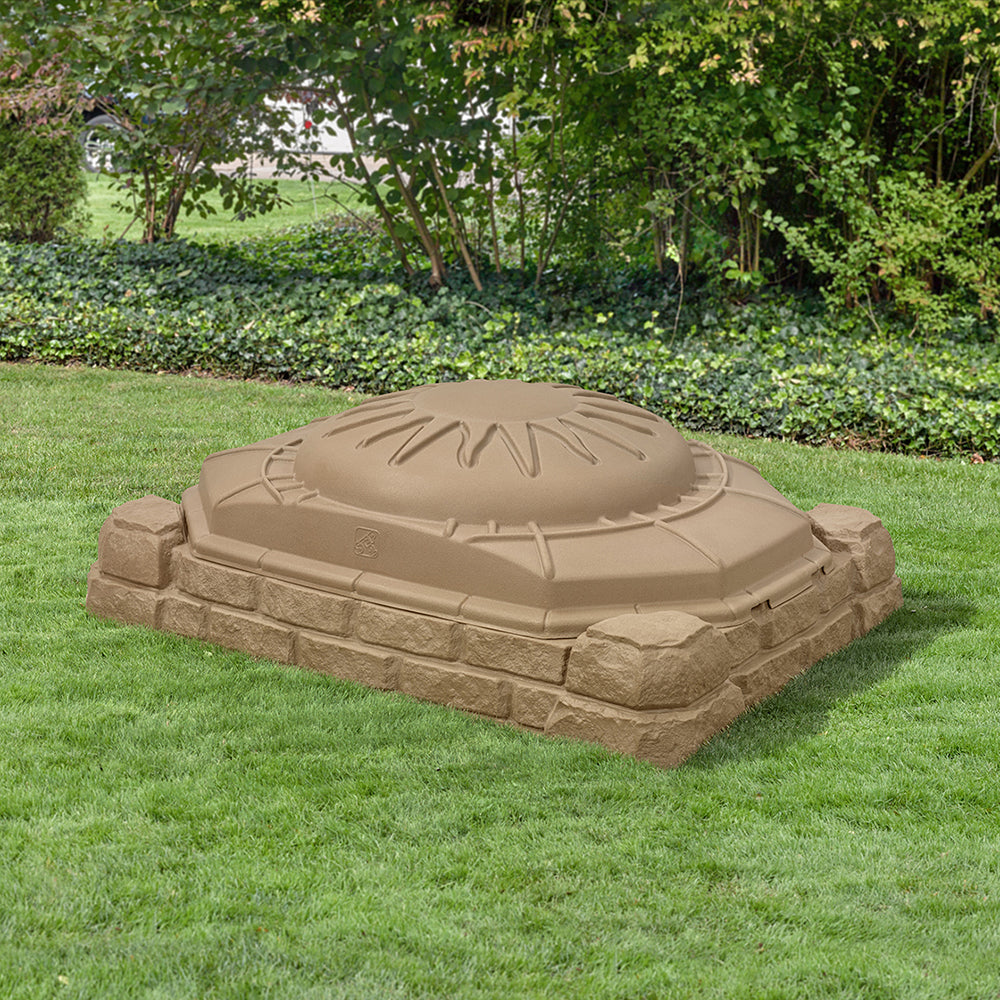Naturally Playful  Sandbox