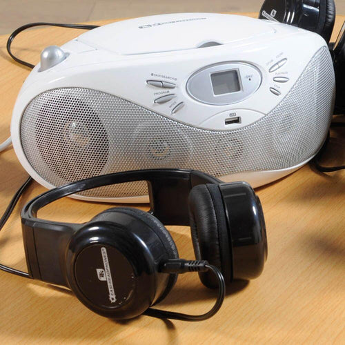 Easi-Listener 2 with 6 Easi-Headphones