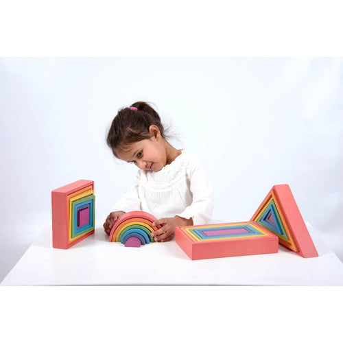 Rainbow Architect - 28pk