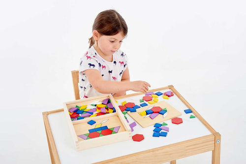 Pattern Board & Blocks