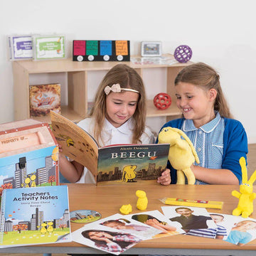 StoryTime Chest Beegu Books Pack