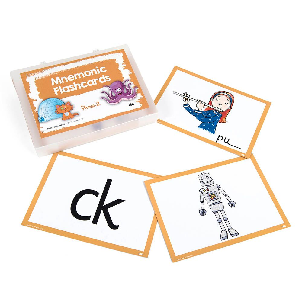 Mnemonic Flashcards A5 Phase 5