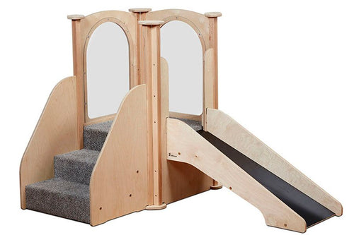 Step & Slide Kinder Gym Playscape