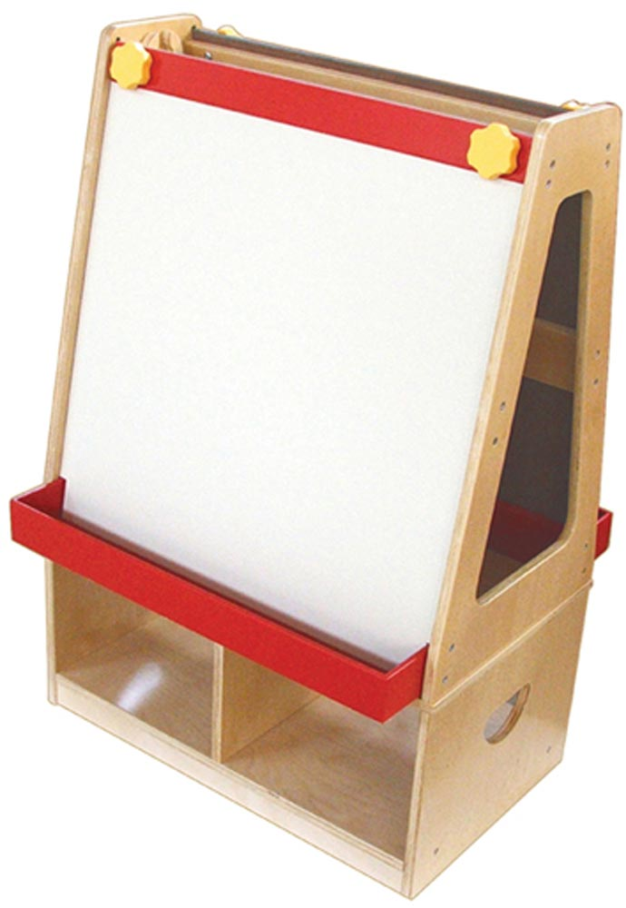 Easel with Storage