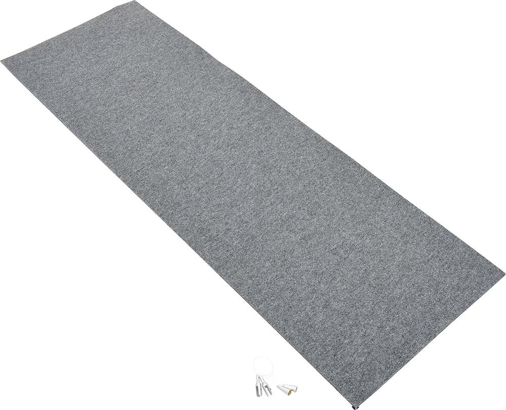Rectangular silencing barrier - grey