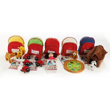 Alice Sharp Take Home Bags Rhyme Time Set 1