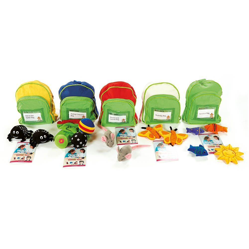 Alice Sharp Take Home Bags Rhyme Time Set 2
