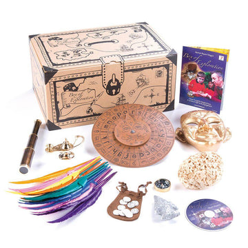 Alistair Bryce Clegg Writing Stories Explorer Box