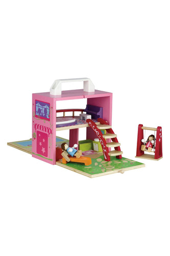 Boxset® Portable Kids Dolls House