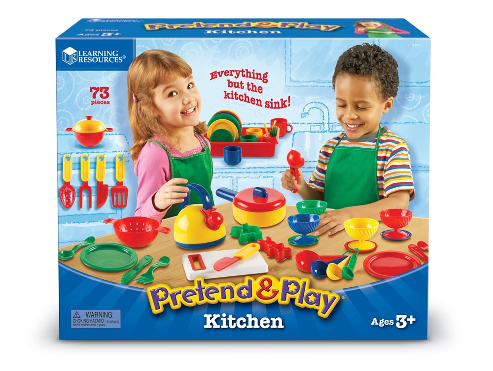 Kitchen Set 73 Pieces