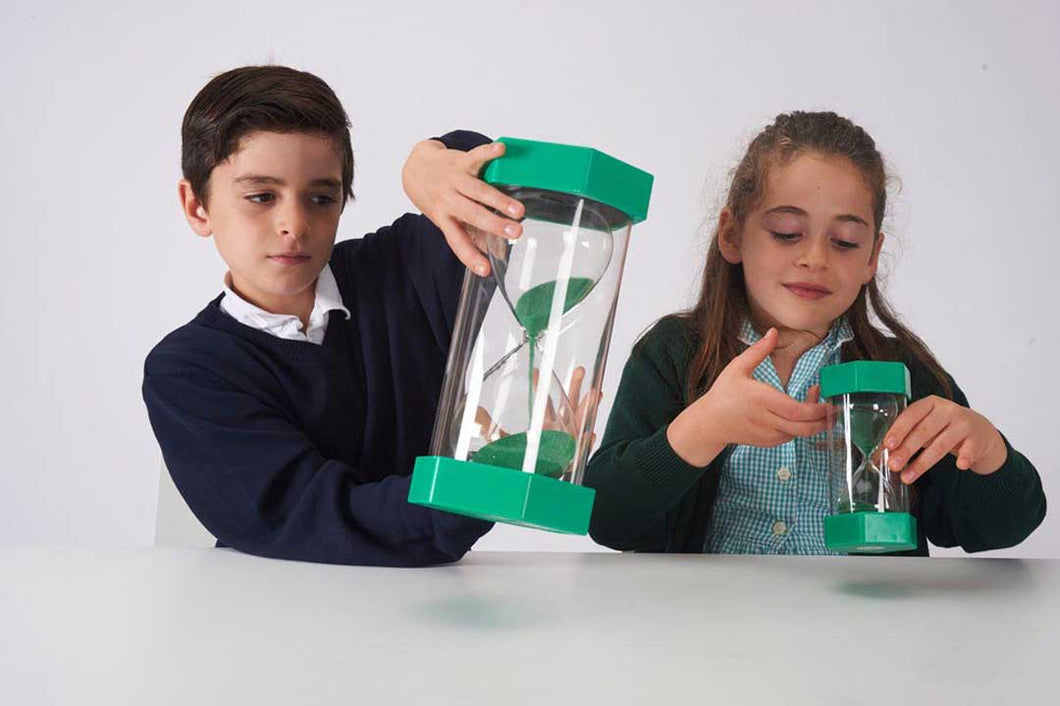 Large Sand Timer - 1 Minute Green