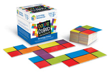 Coloured Cube Strategy Game
