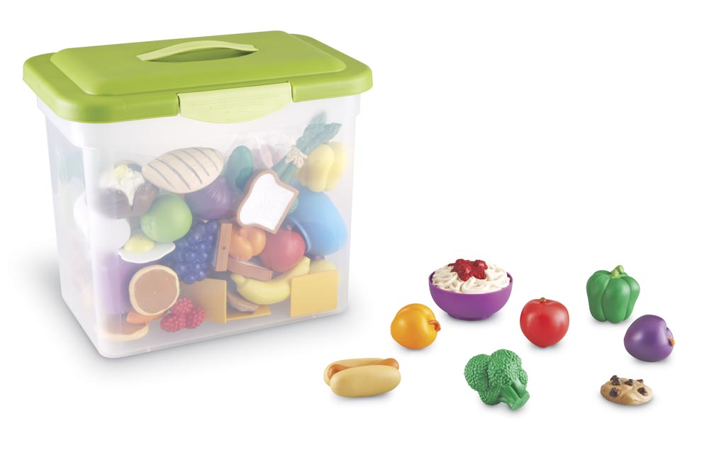 Classroom Play Food Set: