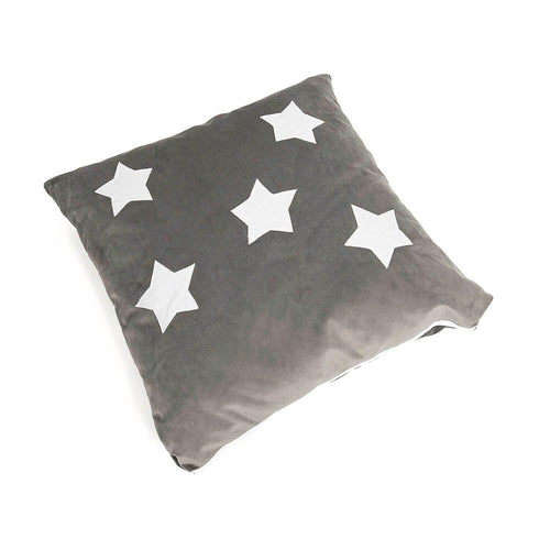 Glow in the Dark Floor Cushions Black
