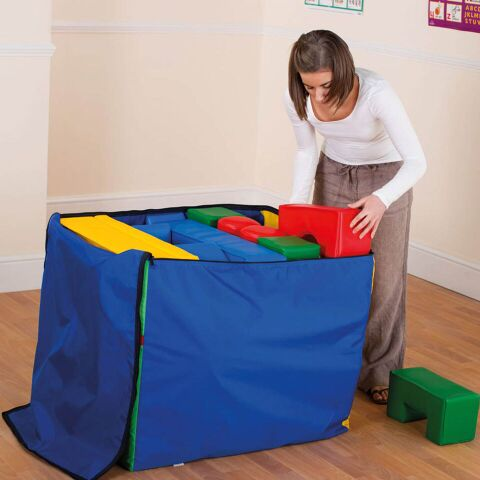 Portable Pack Away Soft Play Set 19pcs